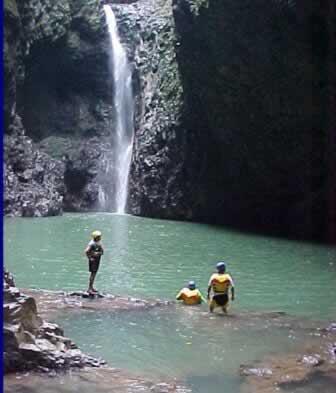 Rio Filobobos Cascada El Encanto Alto Filo Cuajilote Veracruz