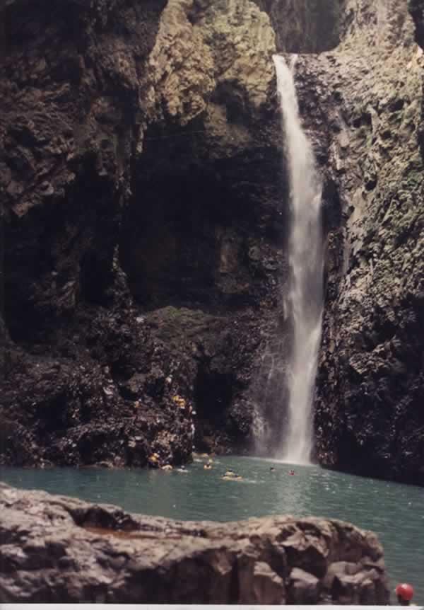 Rio Filobobos / Rafting Filobobos / Descenso En El Rio Filobobos Cascada El Encanto Zona Arqueologica de Cuajilote Tlapacoyan Veracruz