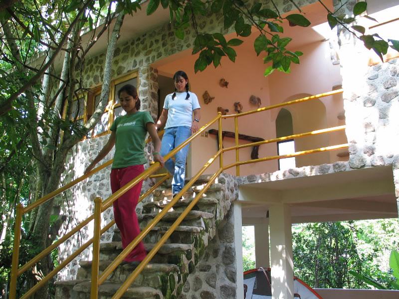 Hospedaje y Alojamiento Hostal En Tlapacoyan Veracruz Rio Filobobos