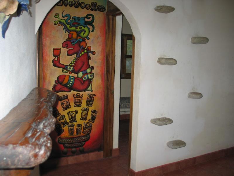 Hospedahe y Alojamiento En El Hostal En Tlapacoyan Veracruz Rio Filobobos