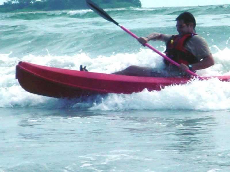 -Kayak De Mar En Veracruz