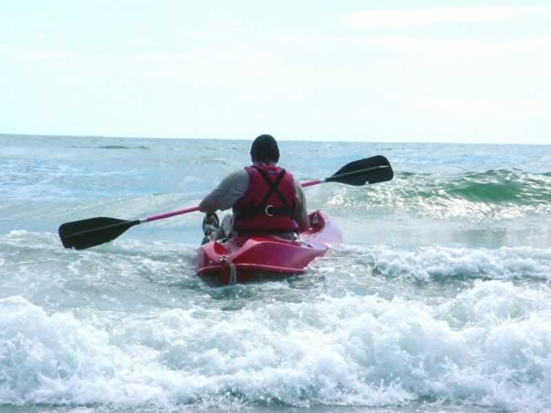 Kayak De Mar En Veracruz