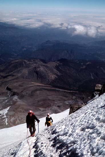 Pico de Orizaba Veracruz