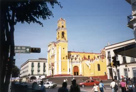 Centro De La Ciudad de Xalapa, Capital Del Estado De Veracruz