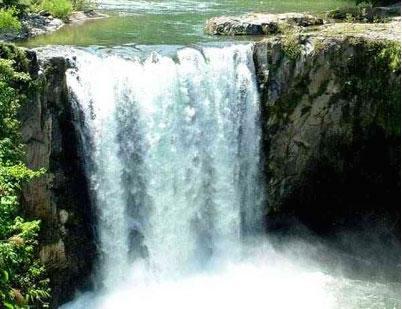 Cascada Del Encanto Río Filobobos